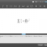 Daum: An Excellent Equation Editor Alternative