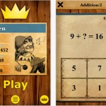 iPad App for Students: King of Math