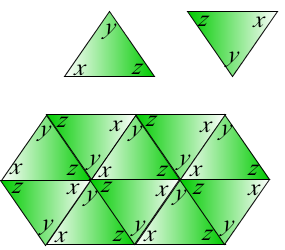 tessellated triangle