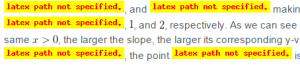 latex path not specified