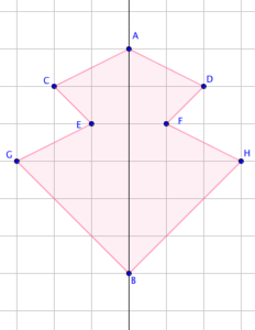 line symmetry 1