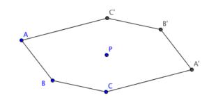 point symmetry 3